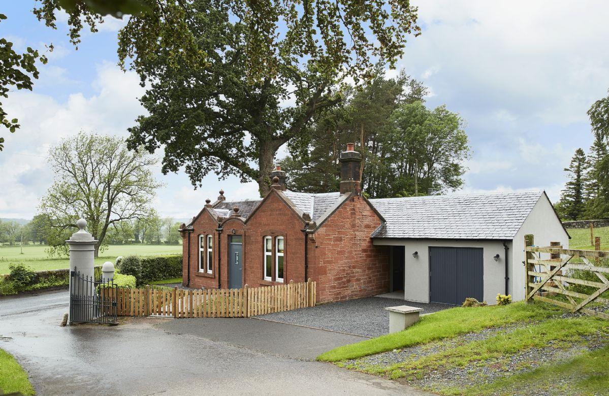 Scottish Cottage Holidays - Netherwood Lodge