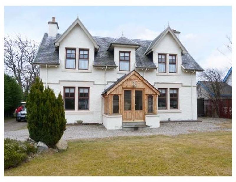 Scottish Cottage Holidays - Glencanisp
