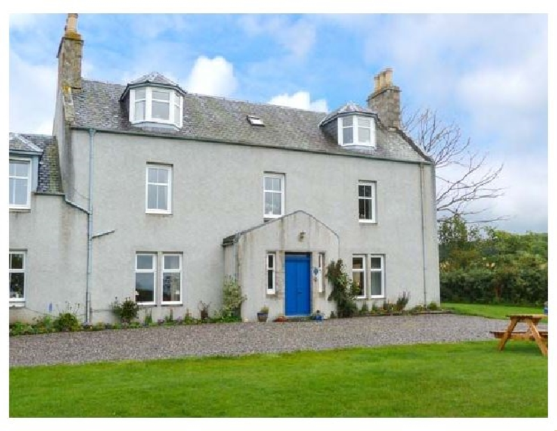 Scottish Cottage Holidays - The West Wing