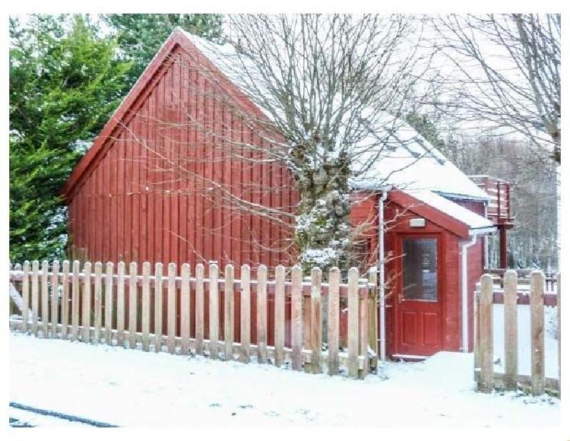 Scottish Cottage Holidays - Strathavon Chalet