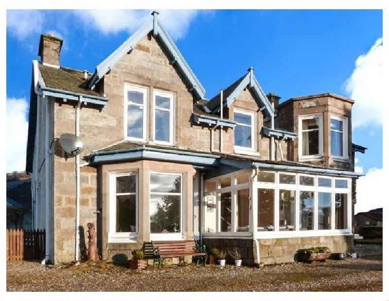 Scottish Cottage Holidays - Alvey House