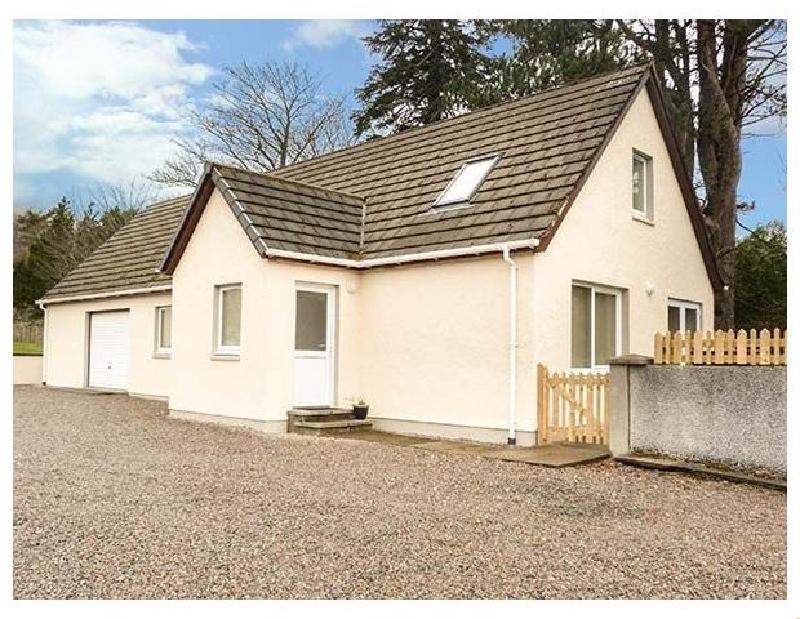 Scottish Cottage Holidays - The Cottage @ Corriness House