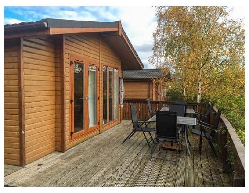 Scottish Cottage Holidays - Clachnaben View Lodge