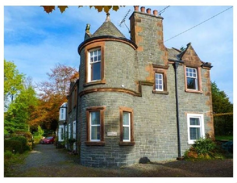 Scottish Cottage Holidays - Meadow House Apartment