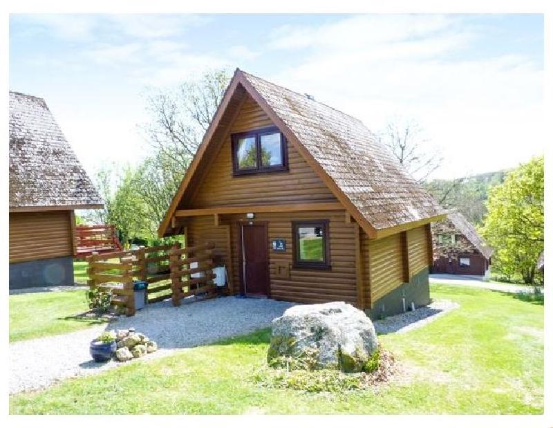 Scottish Cottage Holidays - Heron Lodge