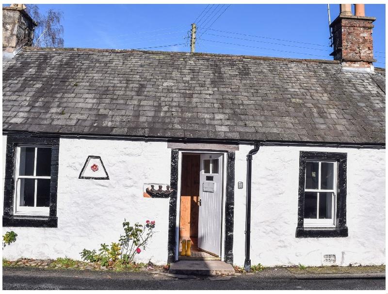 Scottish Cottage Holidays - Rosewall Cottage