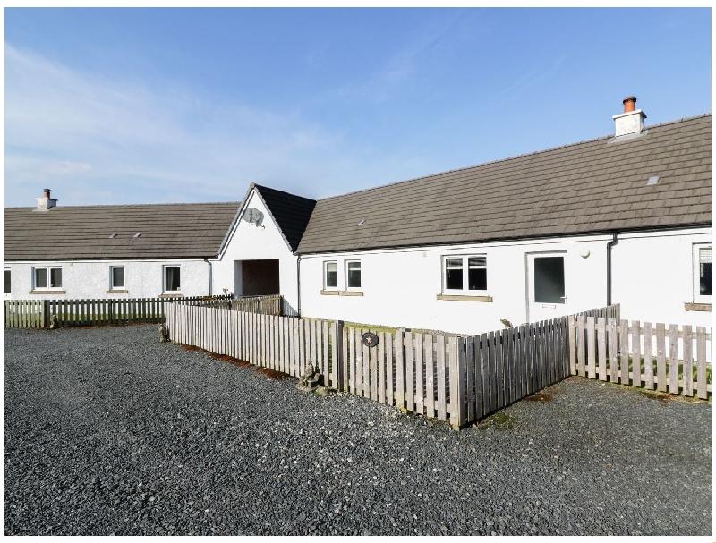Scottish Cottage Holidays - Starfish Cottage