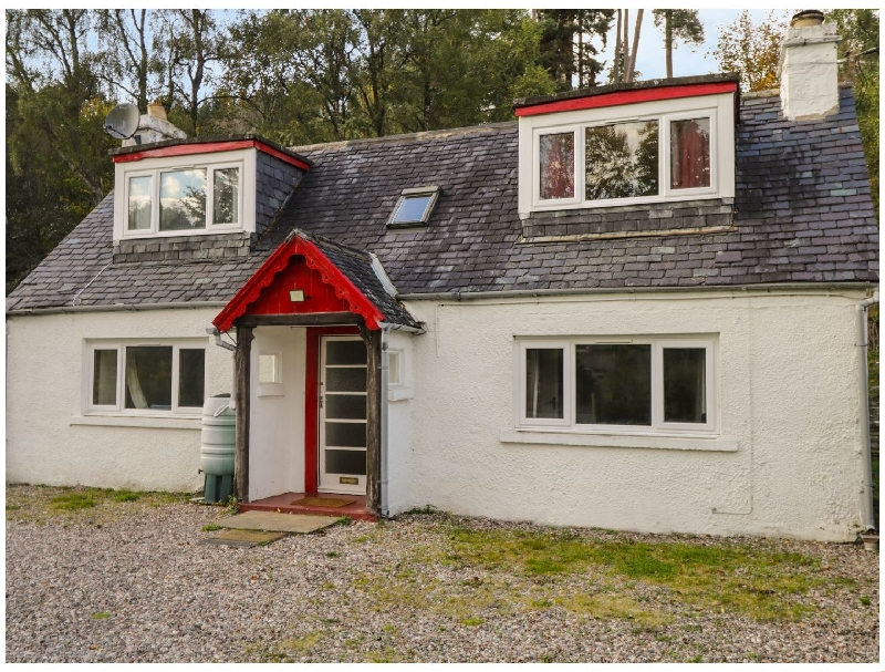 Scottish Cottage Holidays - Braeside