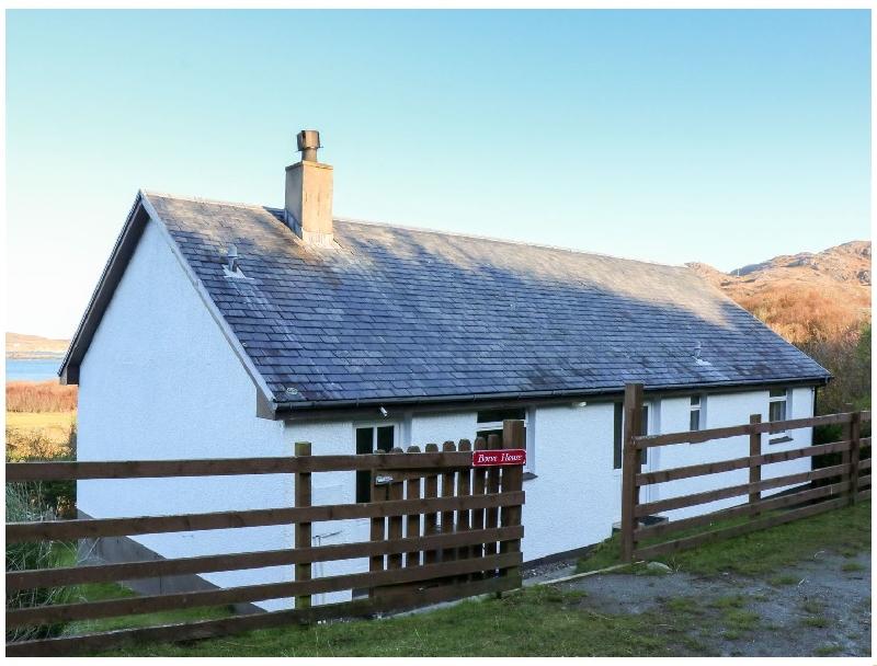 Scottish Cottage Holidays - Borve House