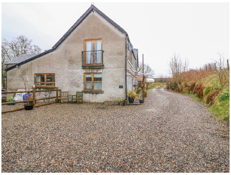 Scottish Cottage Holidays - Drimnatorran Farm Lodge