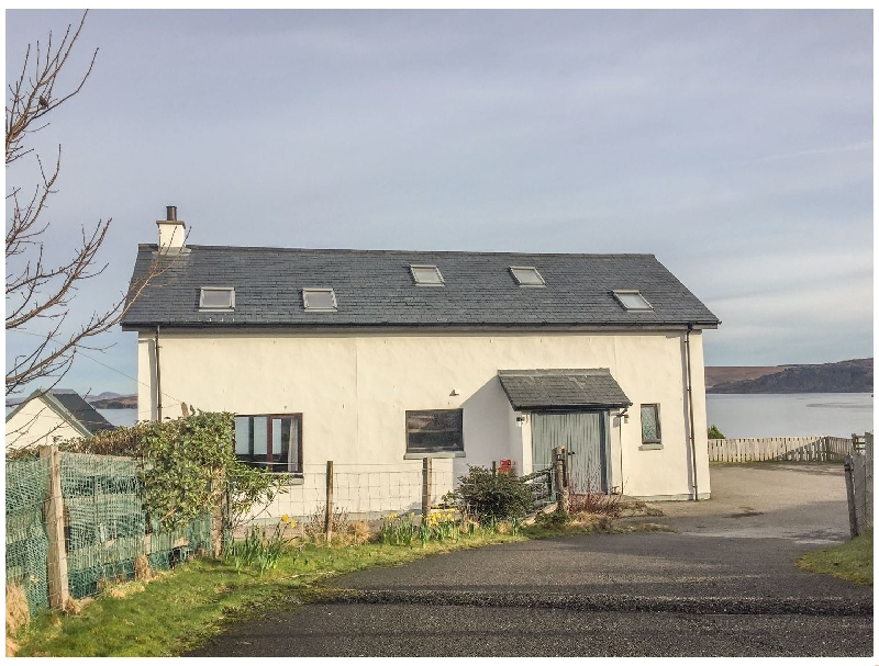 Scottish Cottage Holidays - Coast House