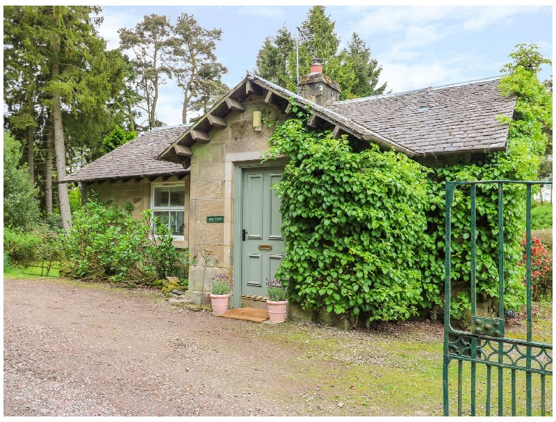 Scottish Cottage Holidays - Gate Lodge