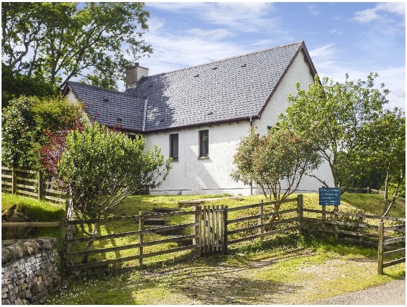 Scottish Cottage Holidays - Viking Cottage