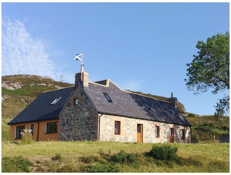 Scottish Cottage Holidays - Cuilfearne Croft