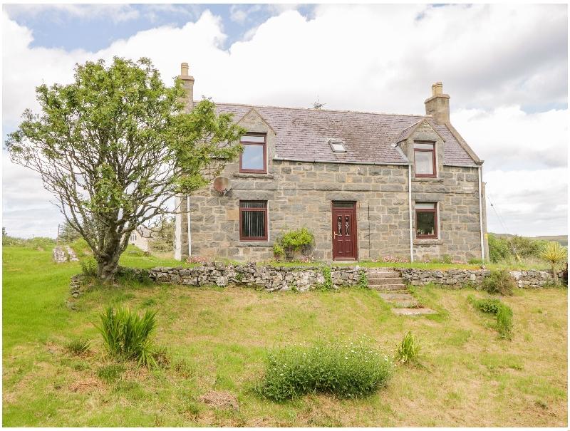 Scottish Cottage Holidays - Rhianchaitel House