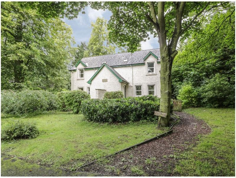 Scottish Cottage Holidays - Gardener's Cottage