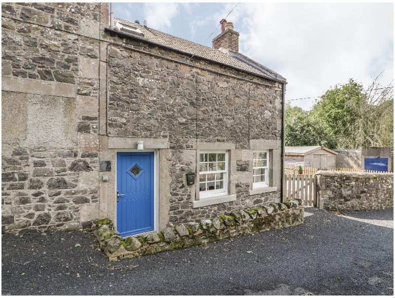 Scottish Cottage Holidays - Kirk Cottage
