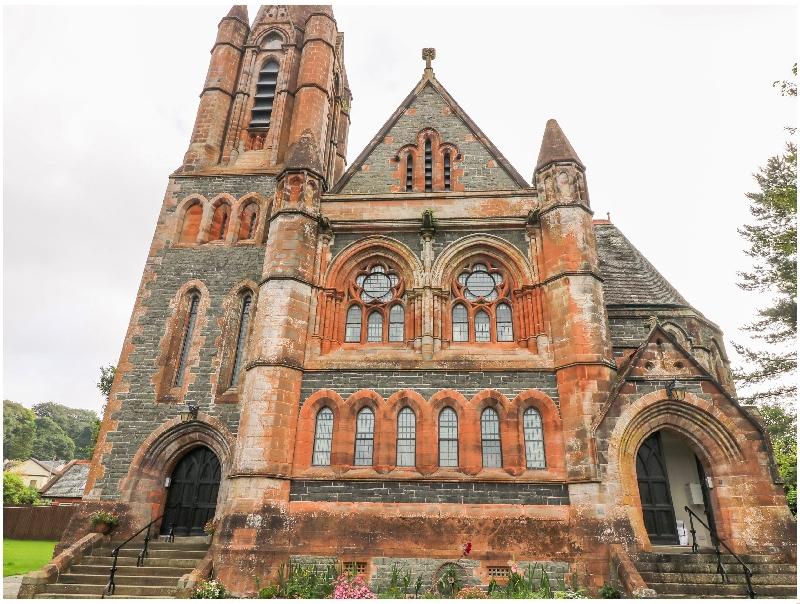 Scottish Cottage Holidays - Penthouse St. Mary's Church