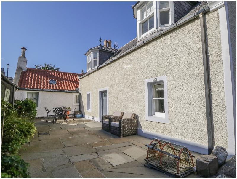 Scottish Cottage Holidays - 61 Seatown