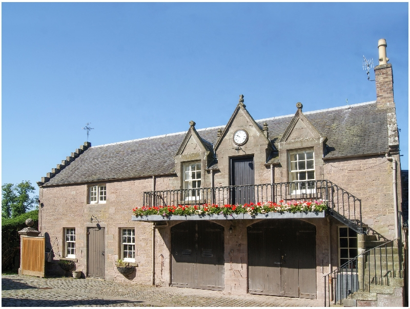 Scottish Cottage Holidays - Stable Flat