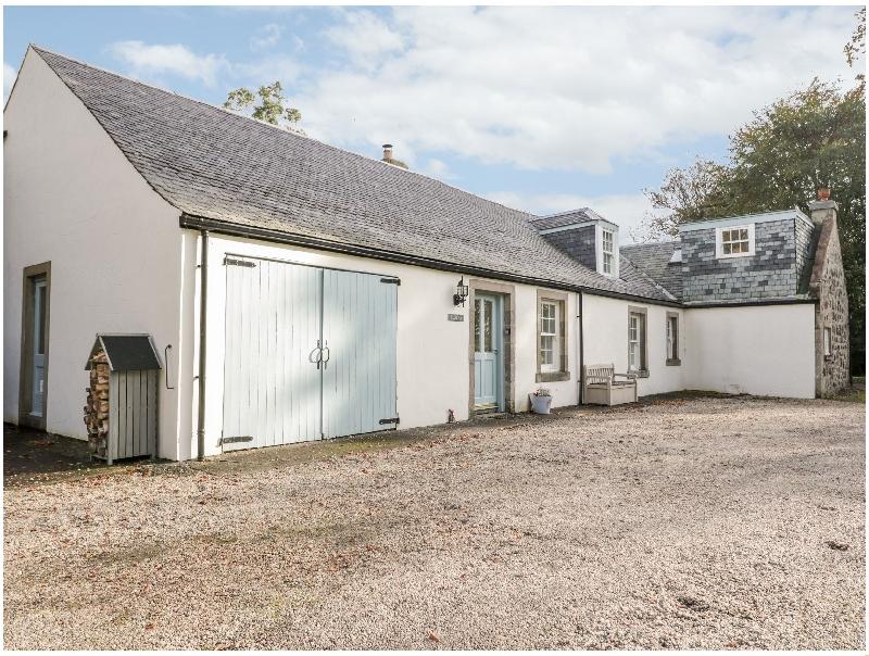 Scottish Cottage Holidays - Clutha Cottage